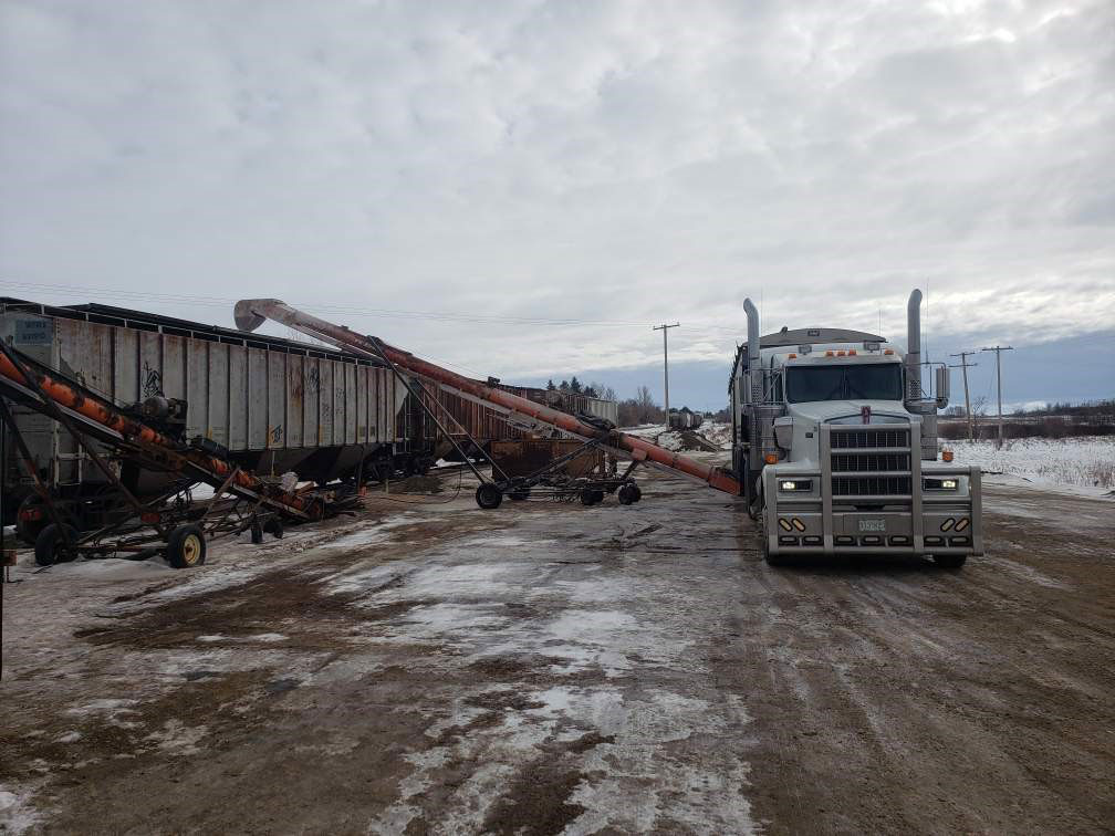Railcar Loading